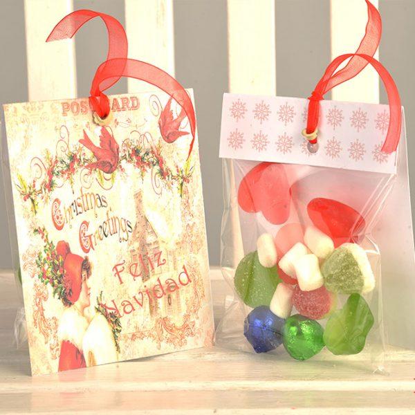 Bolsita de Golosinas Navidad