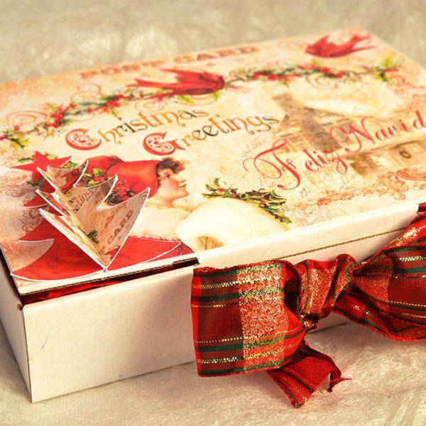 Candy Box Navidad Grande
