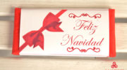 Chocolatina de Navidad