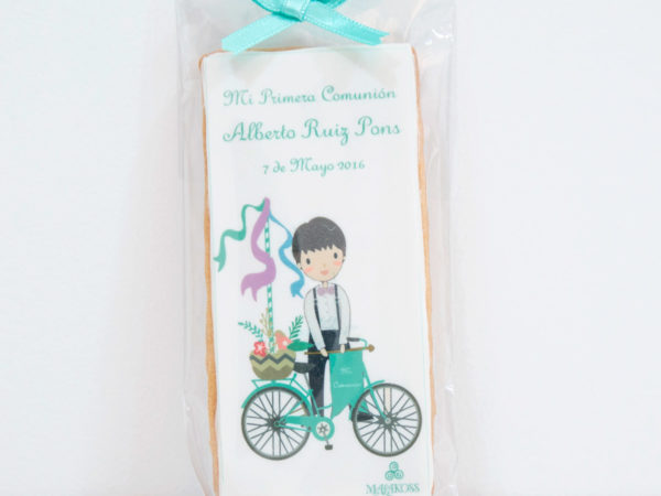 "Galleta ""Bicicleta"""