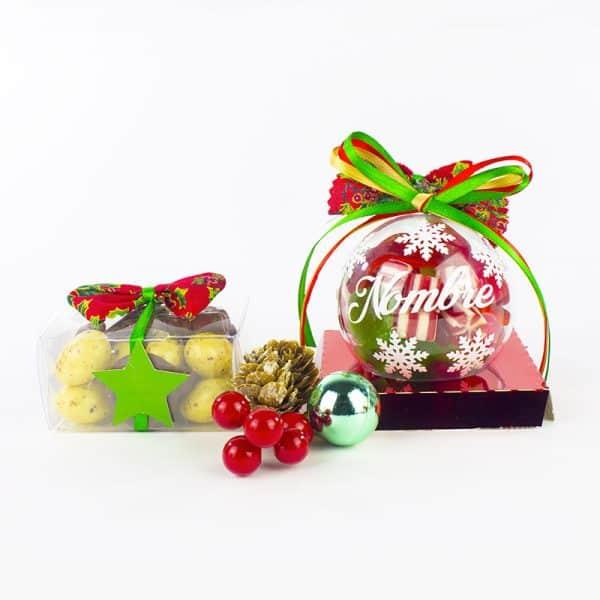Regalo Original de Navidad: Cesta de Navidad Gourmet
